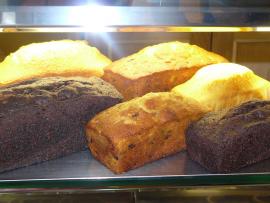 Cake au chocolat, cake aux fruits